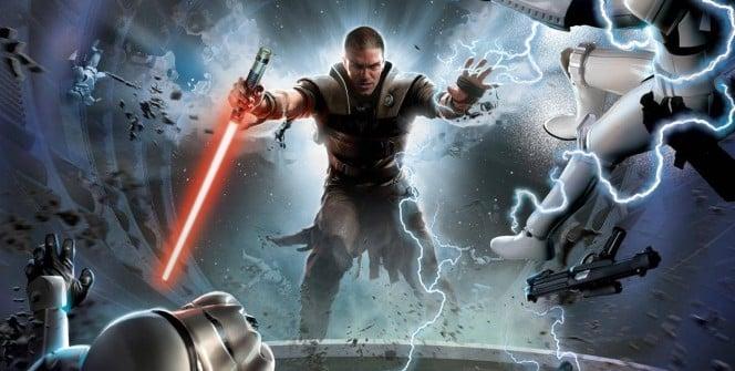 Star Wars: The Force Unleashed -Nagyon régóta várunk már egy olyan Star Wars játékra, (sőt filmre, illetve bármilyen médiumra) amelynek igazán jó sztorija van. A KotOR anno ilyen volt