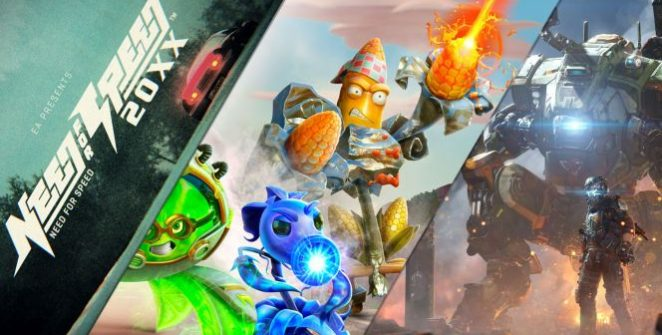 thegeek electronic arts need for speed titanfall plants vs zombies 2019