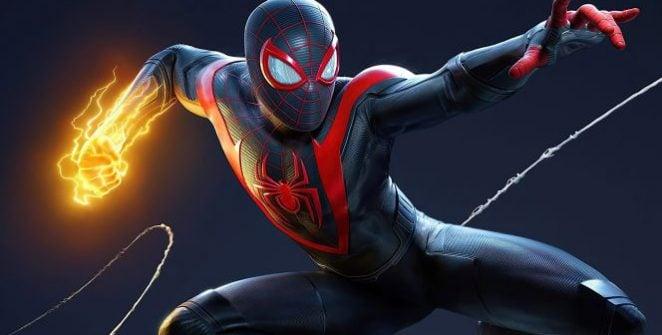 Teljesen behálózta a theGeek szerkesztőségét a Spider-Man Miles Morales trailer, amely a PlayStation 5 nyitócíme lesz.